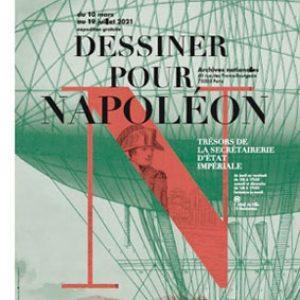 3.Affiche Dessiner pour Napoléon