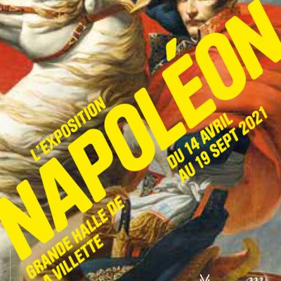 4.Affiche Napoléon l'exposition