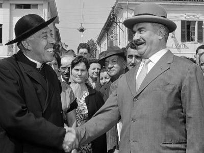 Fernandel dans Don Camillo Monseigneur (1961)