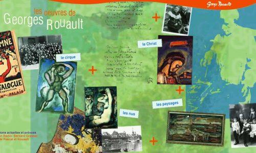 Fondation Rouault accueil